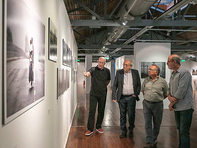 Επίσκεψη του Υπουργού Πολιτισμού και Αθλητισμού στο Μουσείο Φωτογραφίας Θεσσαλονίκης