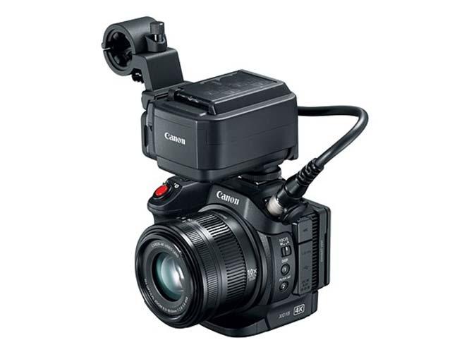Canon XC15: Νέα επαγγελματική 4K camcorder
