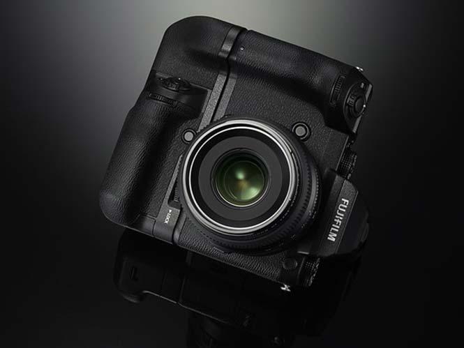 Fujifilm GFX 50S: Αυτή είναι η πρώτη mirrorless μηχανή μεσαίου φορμά