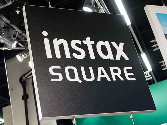 H Fujifilm ανακοίνωσε τετράγωνο φορμά στο instax film