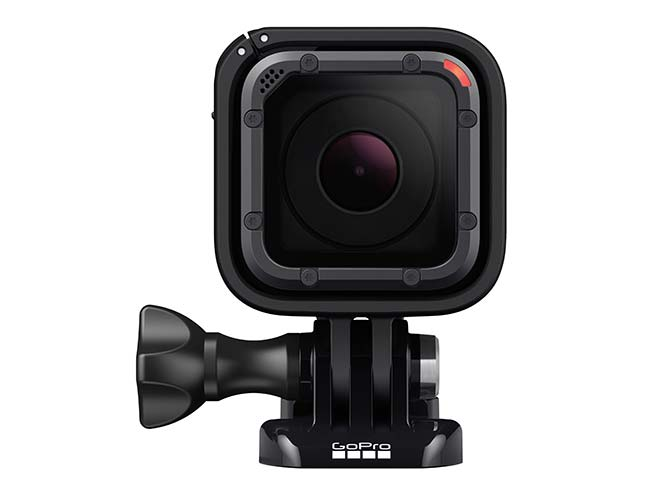 GoPro Hero5 Session, ανακοινώθηκε η πιο οικονομική action camera της εταιρείας