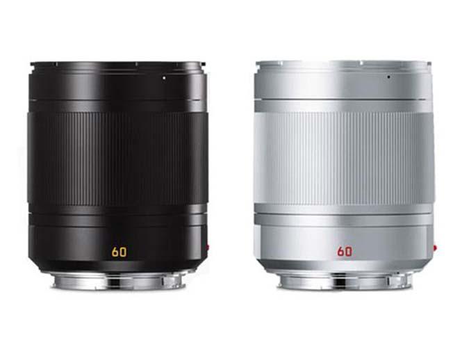 Νέος Leica APO-Macro-Elmarit-TL 60mm