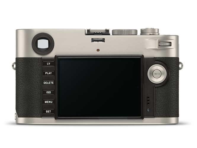 Leica M-P TITANIUM