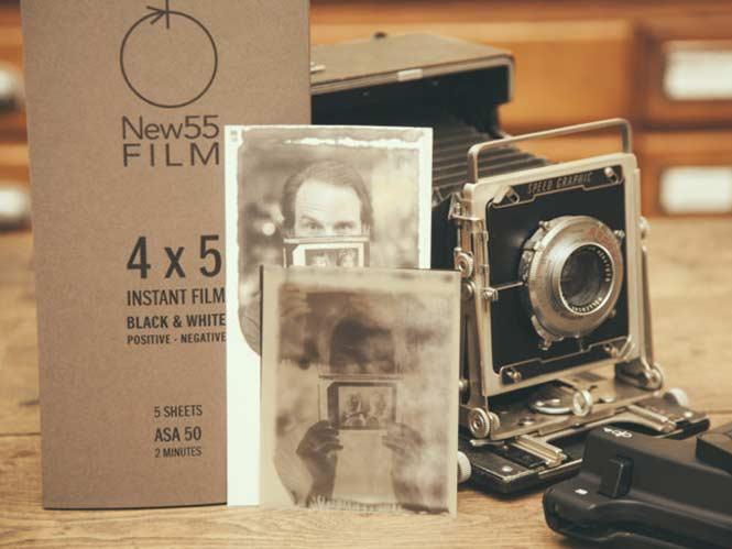 To Peel-Apart Film δεν θα πεθάνει, Impossible και New55 Film θα το σώσουν