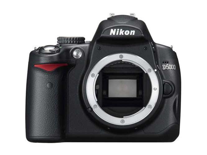 Αναβάθμιση Firmware για τη Nikon D5000