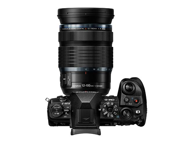 Νέο Firmware για τον φακό Olympus M.ZUIKO DIGITAL ED 12-100mm F4.0 IS PRO