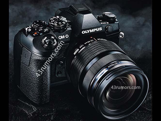 Πρώτη φωτογραφία της Olympus OM-D E-M1 και φωτογραφίες των νέων φακών