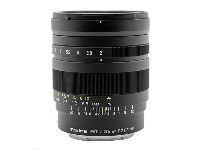 Αναβάθμιση Firmware για τον Tokina FíRIN 20mm F2 FE AF