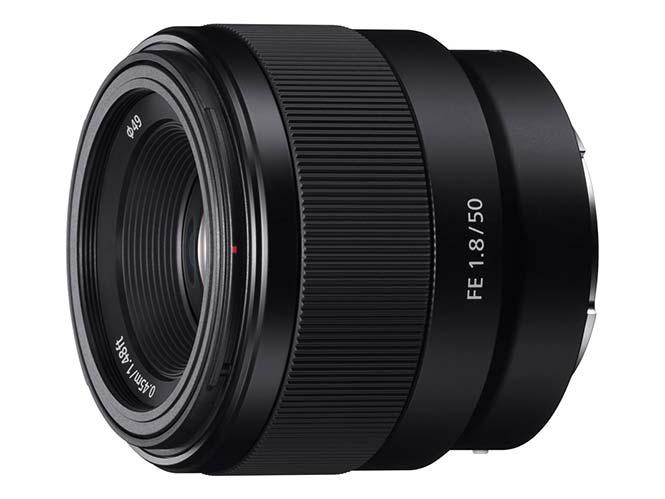 Αναβάθμιση Firmware για τον Sony FE 50mm f/1.8