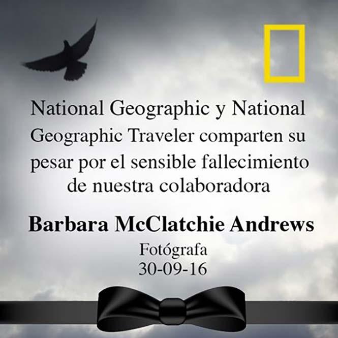 Barbara McClatchie Andrews