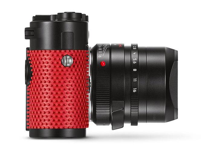 Leica M-P 'grip' by Rolf Sachs
