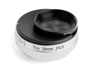LensBaby Trio 28