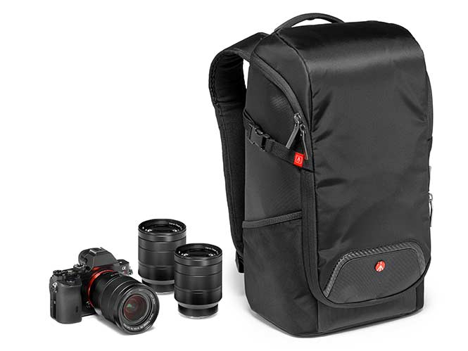Manfrotto: Δύο νέες τσάντες στη σειρά Manfrotto Advanced