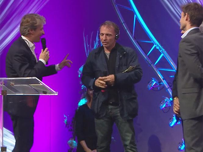 Ο Γιάννης Μπεχράκης βραβεύτηκε με το Prix Bayeux-Calvados PHOTO TROPHY