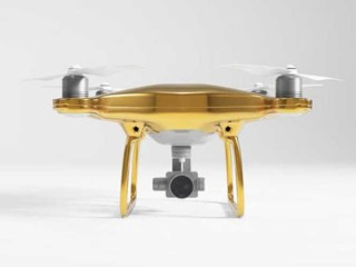 DJI Phantom 4 - Gold Edition
