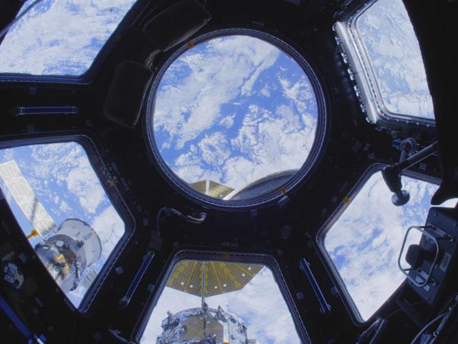 NASA: Φοβερό 4Κ video μας ξεναγεί σε κάθε γωνία του ISS