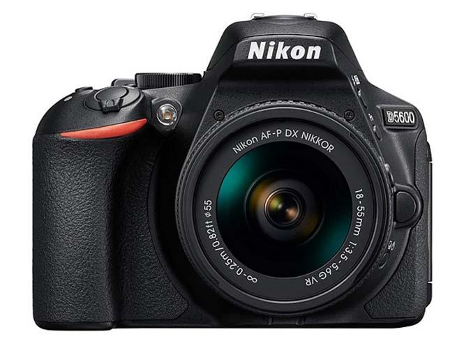 Αναβάθμιση Firmware για την Nikon D5600