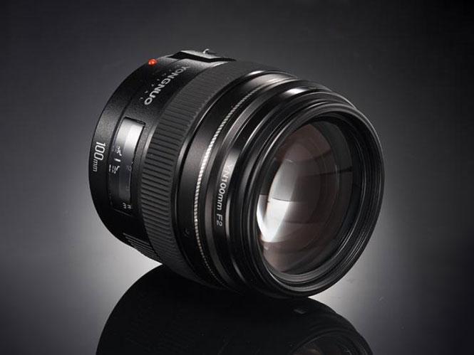 Η Yongnuo παρουσιάζει τον νέο prime YN 100mm f/2 για Canon DLSR μηχανές