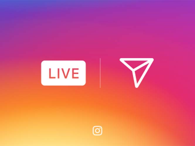 Instagram: Live Videos και μηνύματα με φωτογραφίες και videos που εξαφανίζονται