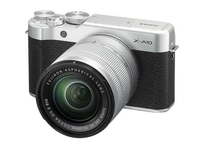 Νέο Firmware για την Fujifilm X-A10