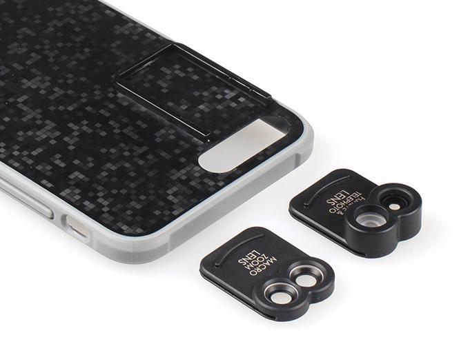 Kamerar ZOOM, οι πρώτοι έξτρα φακοί για την διπλή κάμερα του iPhone 7 Plus