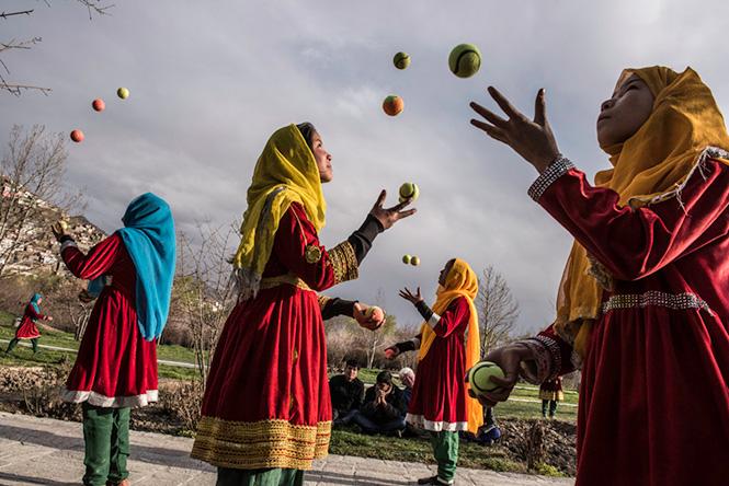 Steve McCurry, Αφγανιστάν 2016