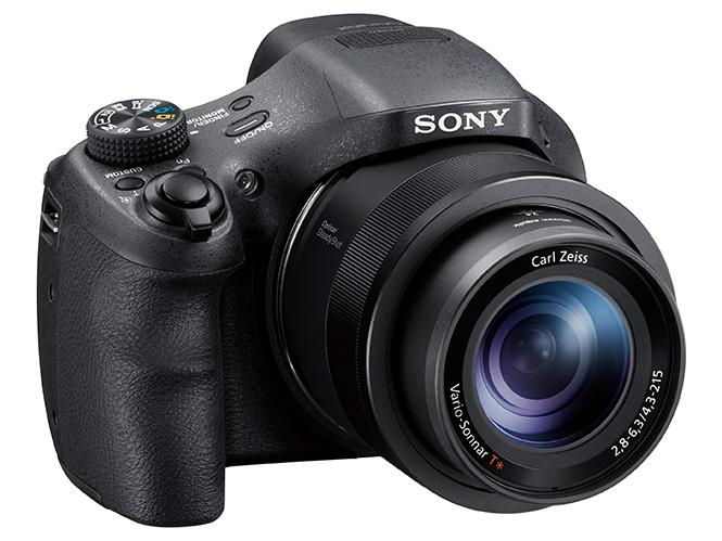 Sony Cyber-shot HX350, με 50x οπτικό zoom στα 20 megapixels