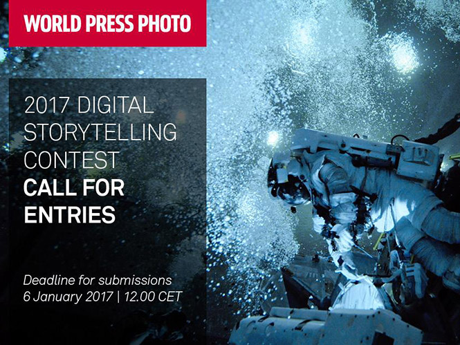 World Press Photo Digital Storytelling Contest
