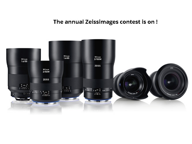 ZEISSIMAGES CONTEST 2016, με έπαθλο ένα φακό της ZEISS