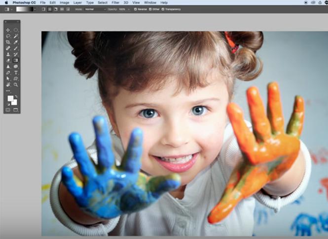 Πως να επεξεργαστείτε τις φωτογραφίες με παιδιά