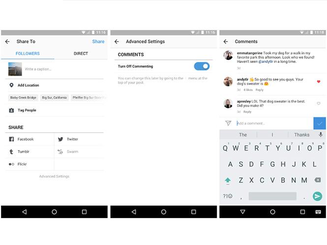 Instagram: Δυνατότητα να κάνουμε like στα σχόλια που μας κάνουν