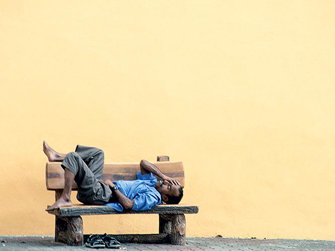 Street Photography: Έκθεση φωτογραφίας 20 φωτογράφων