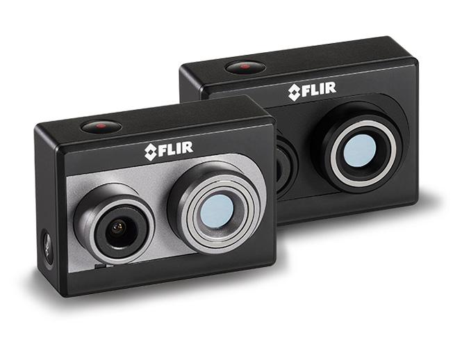 FLIR Duo: Η πρώτη θερμική action camera με δύο αισθητήρες