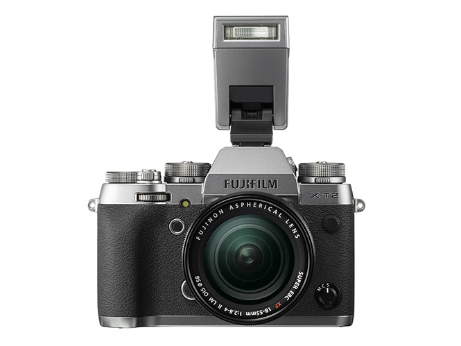 Fujifilm X-T2 Graphite Silver Edition: Ανακοινώθηκε νέα έκδοση σε ασημί graphite χρώμα