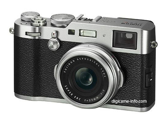 Fujifilm X100F, η νέα premium compact μηχανή στα 24 megapixels