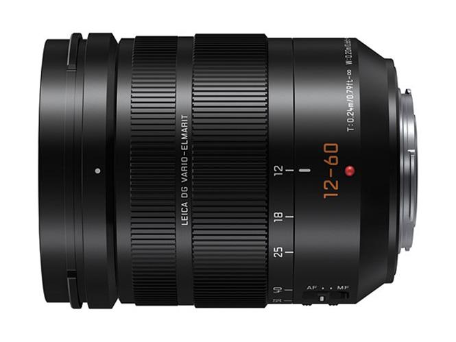 Νέο Firmware για τον Leica 12-60mm της Panasonic για MFT μηχανές
