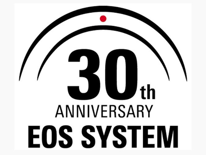 Η Canon γιορτάζει την 30η επέτειο του EOS System