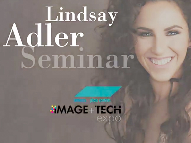 H Lindsay Adler στα Image+Tech Seminars