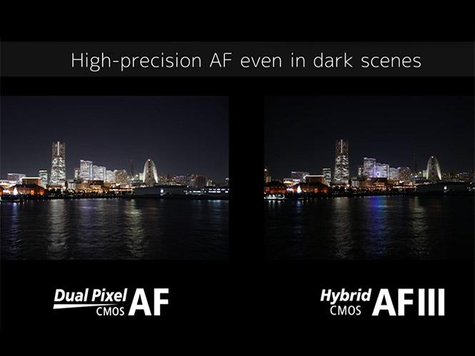 Η Canon δείχνει σε video ποια είναι τα πλεονεκτήματα του Dual Pixel CMOS AF