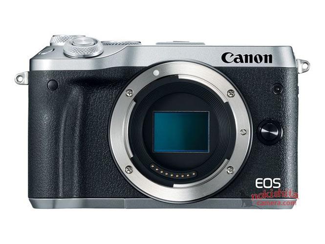 Διέρρευσαν τα τεχνικά χαρακτηριστικά της Canon EOS M6