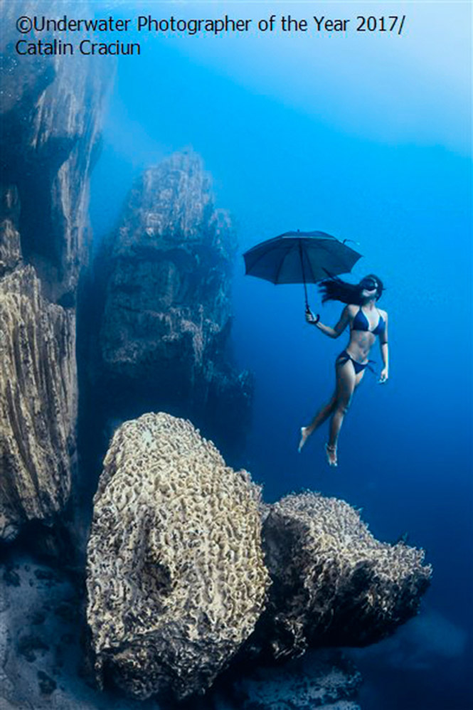 Up & Coming THIRD: Under My Umbrella by Catalin Craciun