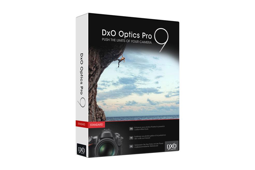 Αποκτήστε ΔΩΡΕΑΝ το λογισμικό επεξεργασίας εικόνων DxO OpticsPro 9