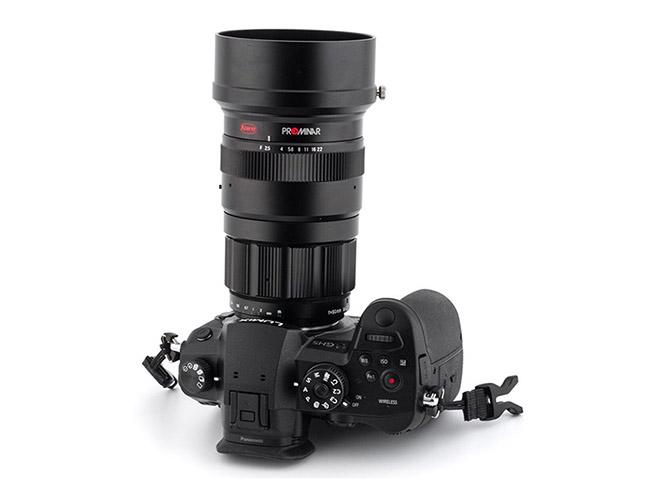 Διέρρευσε η φωτογραφία του επερχόμενου Kowa 90mm f/2.5 για MFT