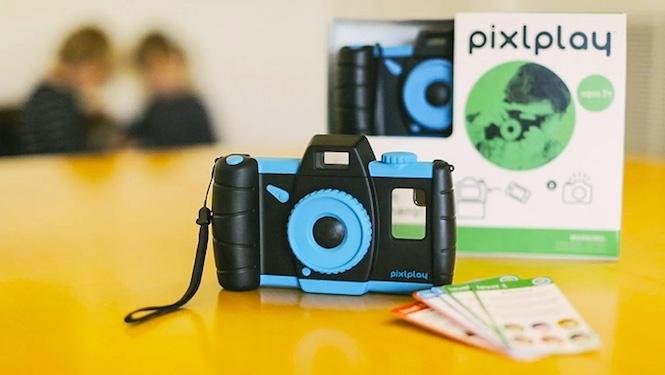Pixlplay : Μετέτρεψε το smartphone σου σε φωτογραφική μηχανή για παιδιά