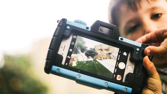 Pixlplay smartphone case
