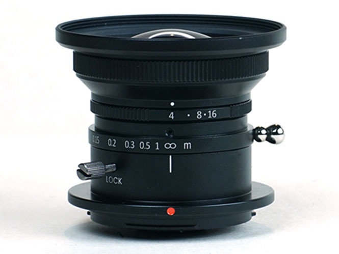 SLR Magic 8mm f/4, νέος φακός για το MFT σύστημα