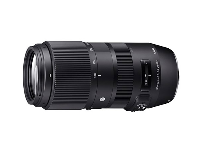 Sigma 100-400mm F5-6.3 DG HSM OS Contemporary: Η τιμή του στην Ελλάδα