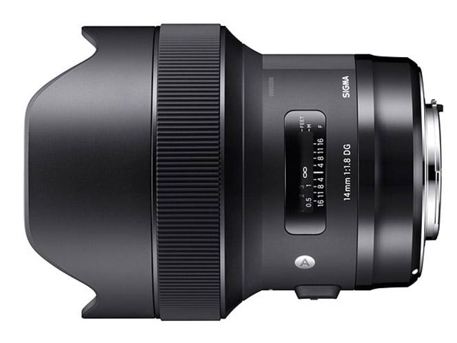 Παρουσιάστηκε ο νέος prime φακός Sigma 14mm F1.8 DG HSM Art
