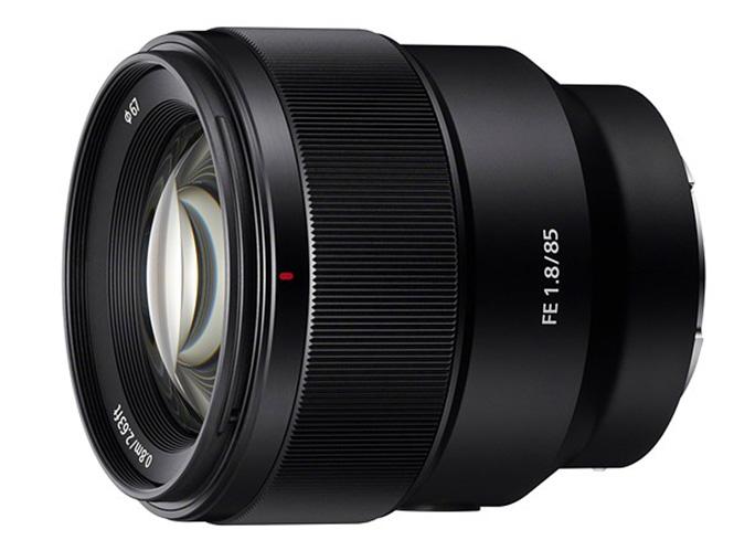 Νέος Sony FE 85mm F1.8 (model SEL85F18) για πορτραίτα