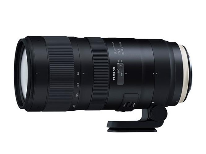 Ανακοινώθηκε ο νέος Tamron SP 70-200mm F/2.8 Di VC USD G2